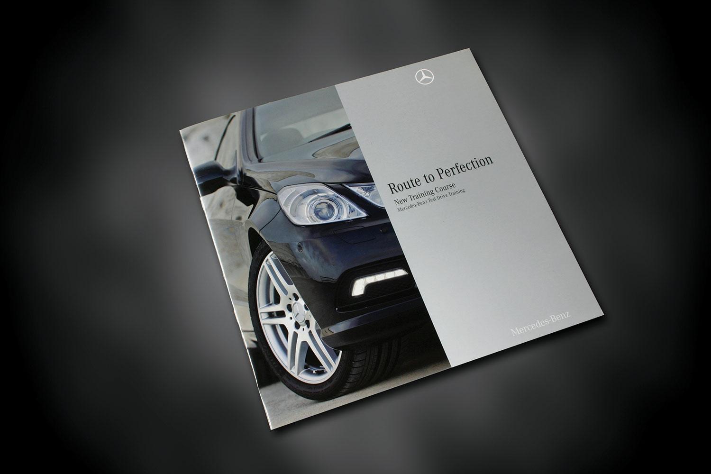 Osbourne Purdie Case Study - Mercedes-Benz Route to Perfection Workbook