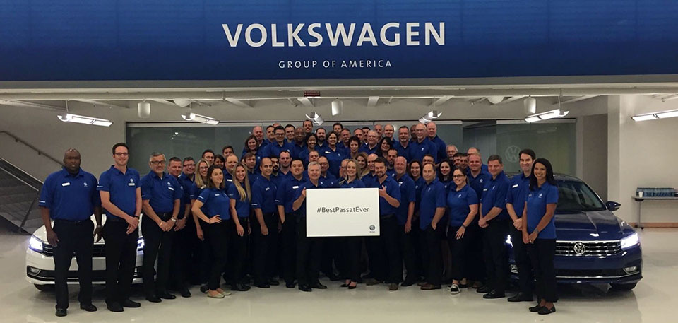 Osbourne Purdie - Case Studies - Volkswagen North America VEST Team 01